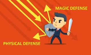 Perbedaan Magical Defense dan Physical Defense Pada Mobile Legend