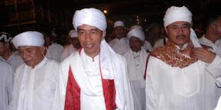 Wabah Corona di RI Semakin Menjadi-jadi, Jokowi Minta Masyarakat Taubat