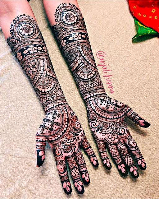 Simple Mehendi Designs For Wedding | Mehendi Design 2020