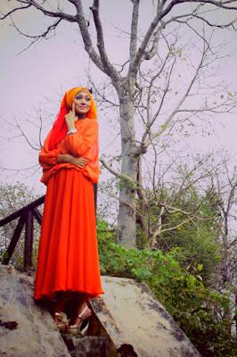 hijab untuk hunting