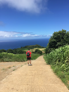 rando volcan Maui