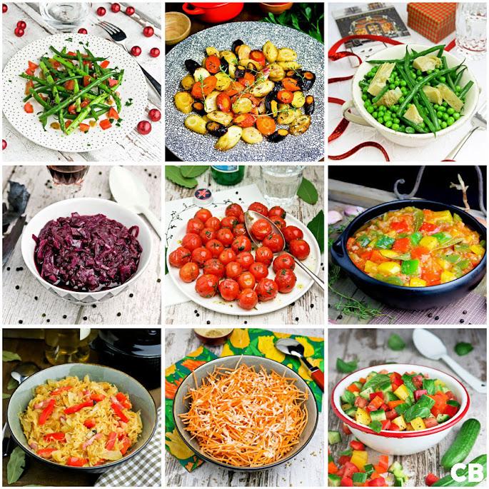 Recept 10 feestelijke én makkelijke groentegerechten voor je kerstdiner!