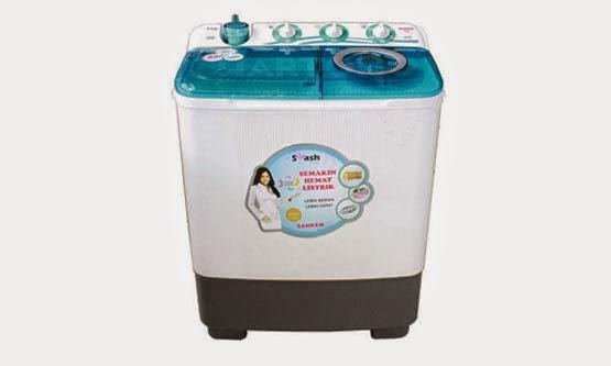 Harga Mesin Cuci Sanken Terlengkap dan Baru 2016
