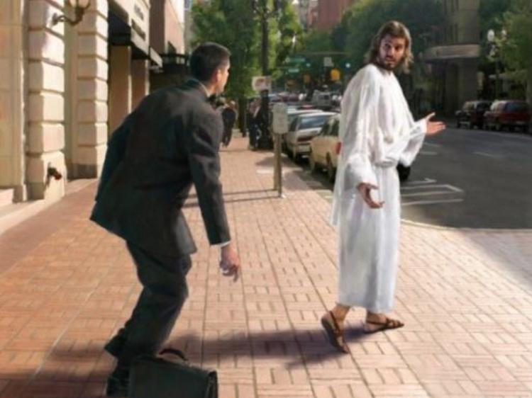 A Resposta de um Seguidor de Jesus