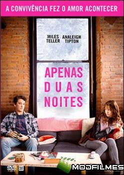 Capa do Filme Apenas Duas Noites