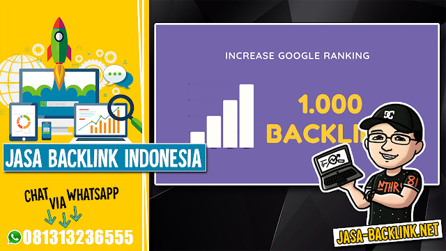 jasa backlink indonesia 2019