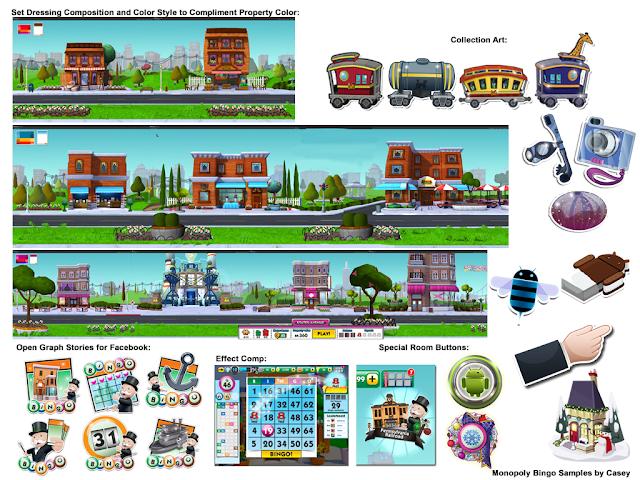 game portfolio monopoly bingo