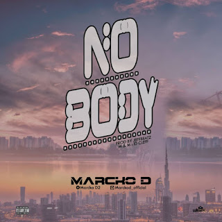 Marcko D - Nobody (Prod. Jeffbeatz)   @MarckoD2