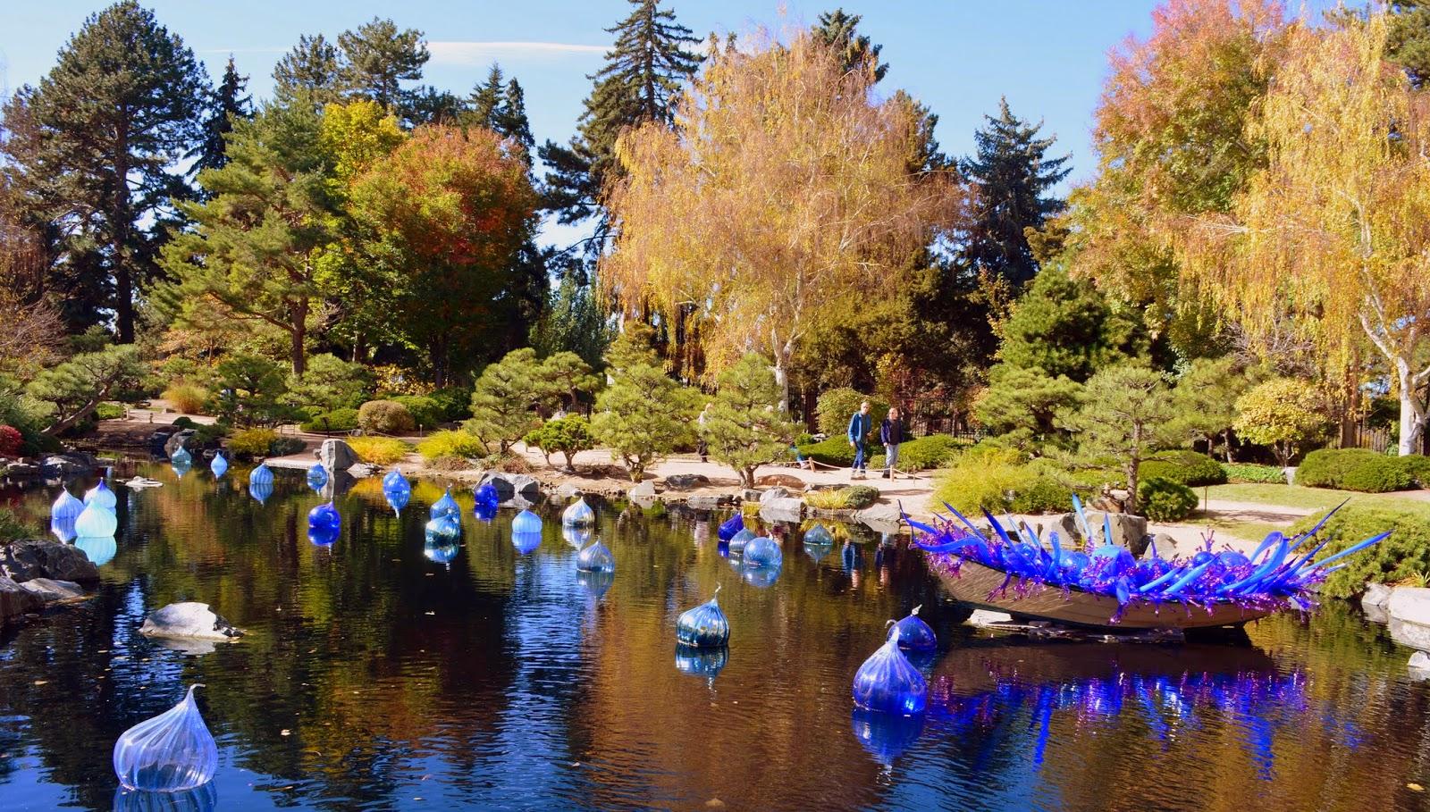 Mille Fiori Favoriti: Chihuly Exhibit at the Denver Botanic Garden