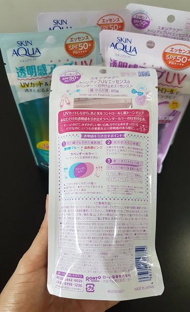 Kem chống nắng Sunplay Rohto Vita - Hàng Nhật