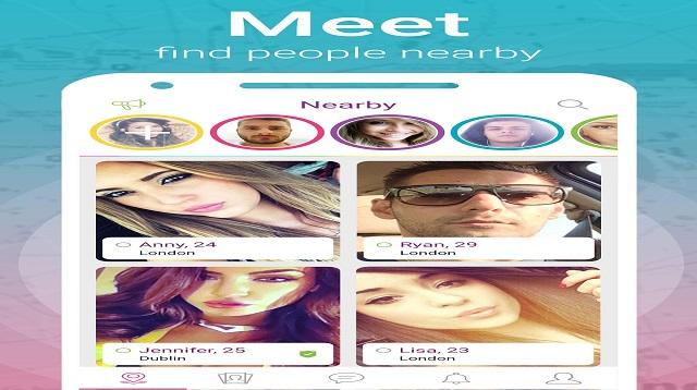 Dewasa aplikasi pc chat Berkencan melalui