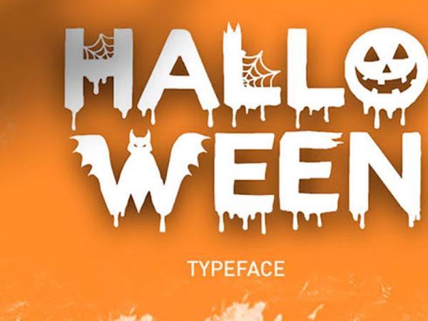 CF Halloween Font Free Download