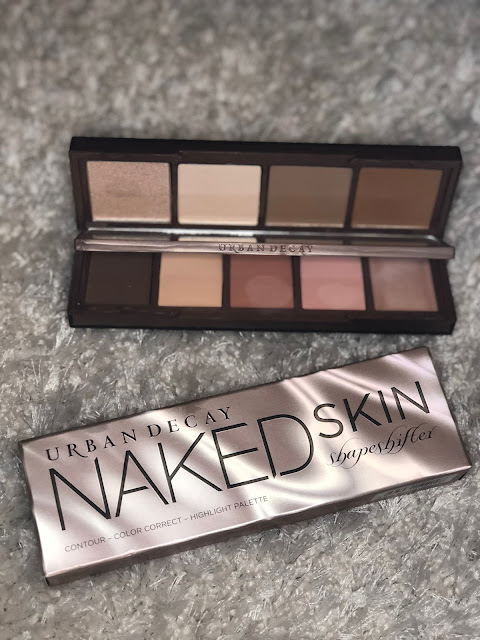 Fitness And Chicness-Urban Decay Friends Fanatics-Naked Skin Shapeshifter Palette