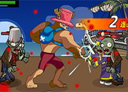 juego One Piece vs Zombies 2