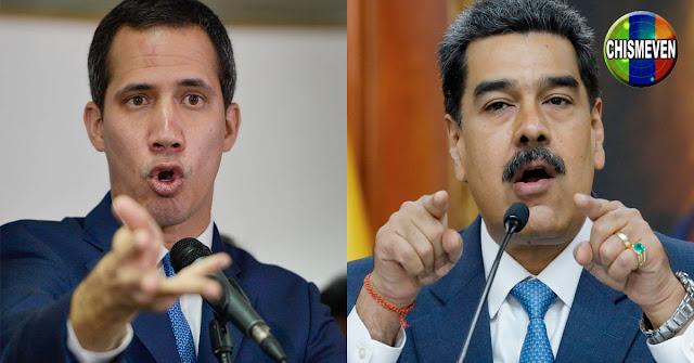 ESTRATEGIA    Guaidó planea cesar las sanciones de EEUU contra Maduro