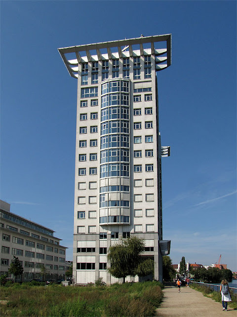 Twin-Towers I by Kieferle & Partner, Alt-Treptow, Treptow-Köpenick, Berlin