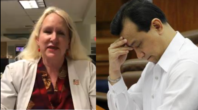 An American nurse sends message to Trillanes for comparing Davao City to North Korea