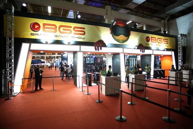 [CSP Indica] Brasil Game Show - São Paulo