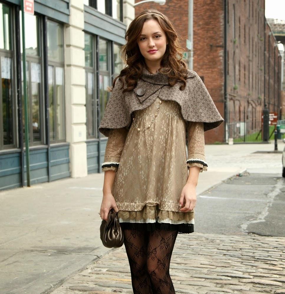 Blair Waldorf - Part 1   Gossip girl outfits, Gossip girl ...   Blair Waldorf Style Season 1