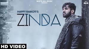 Happy Raikoti | Zinda Song Lyrics Meaning In Hindi