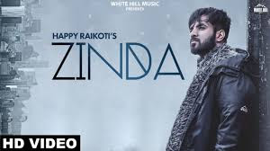 Happy Raikoti | Zinda Song Lyrics Meaning In Hindi