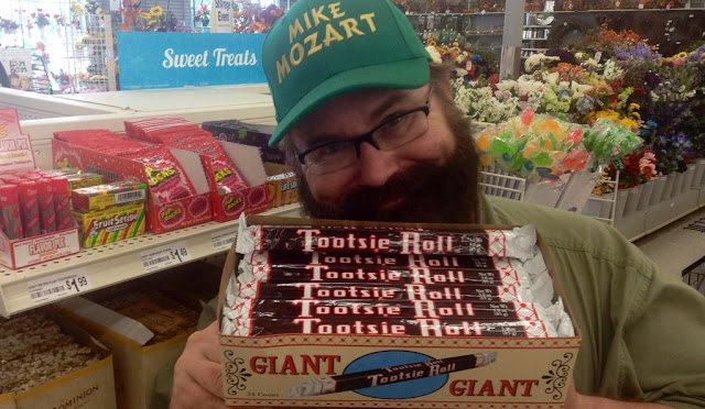 Image: Tootsie Roll Candy, Retro Packaging, 2014, by Mike Mozart of TheToyChannel and JeepersMedia on YouTube #Tootsie #Roll on Flickr