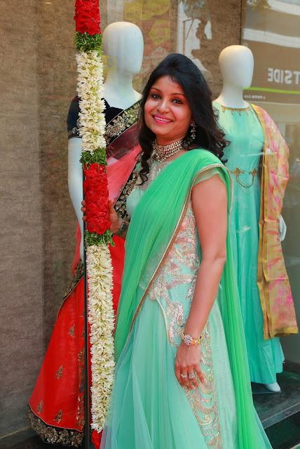 Kala Kunj Launches Renovated Showroom @Himayatnagar