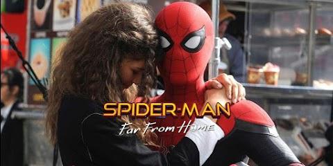 Farándula Cine: SPIDER-MAN: LEJOS DE CASA ESTRENA NUEVOS PÓSTERS