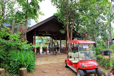 Entrance to the Khone Phapheng Falls