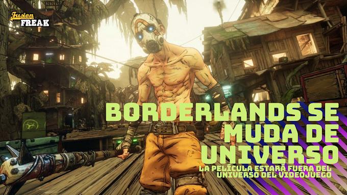 Ya empezamos: La película de Borderlands no ocurrirá en el mismo universo que los videojuegos