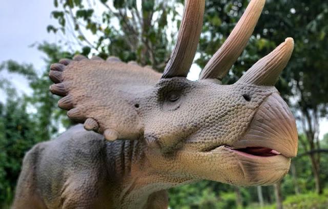 Kiulu Dinosaur Park