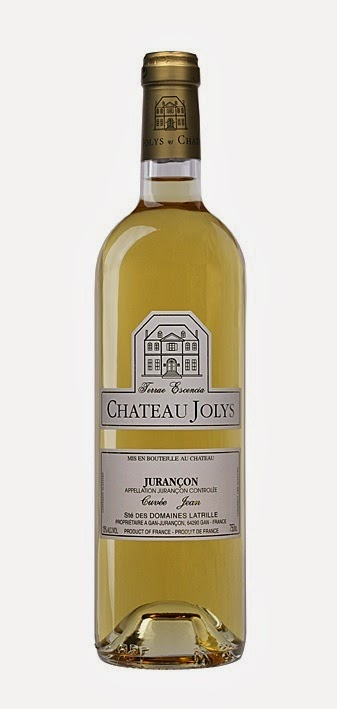 bottle shot chateau jolys cuvee jean