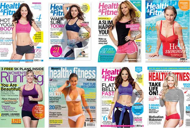 Most Popular Health & Fitness Magazine That Worth to Buy