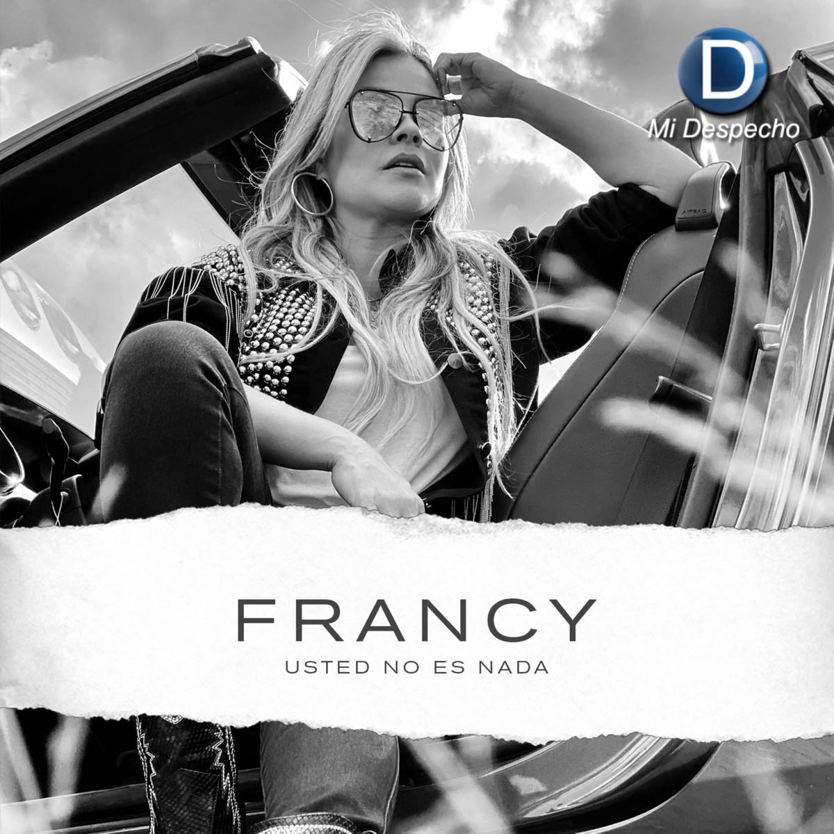 Francy Usted No Es Nada Frontal