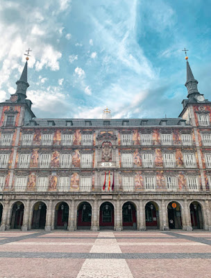 Alevision co no Unsplash - Matéria Plaza Mayor - BLOG LUGARES DE MEMÓRIA
