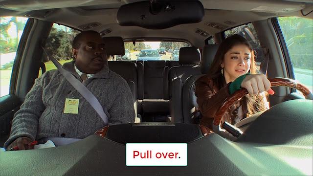 Arti Pull Over