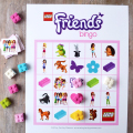 LEGO Friends Bingo