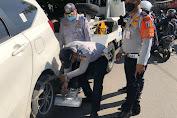 Parkir Sembarangan, 8 Kendaraan Diderek Dishub Jakarta Barat