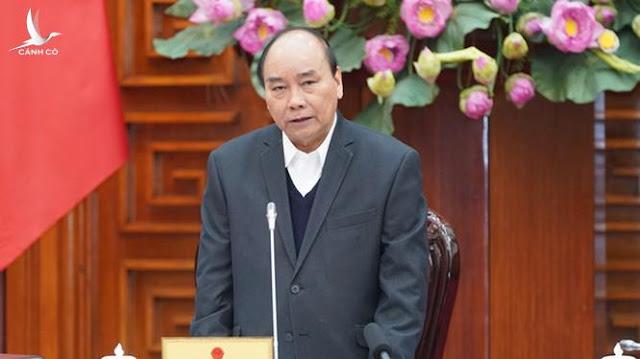 Thủ tướng chỉ đạo Bộ trưởng, chủ tịch tỉnh hoãn công tác nước ngoài để chống dịch