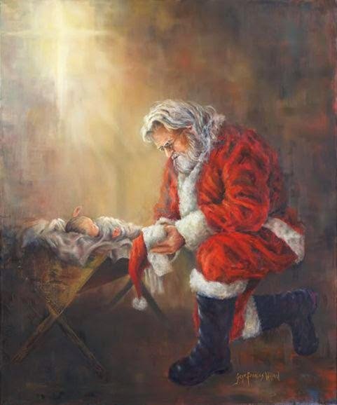 Jesus Loves Santa, and So Should You!