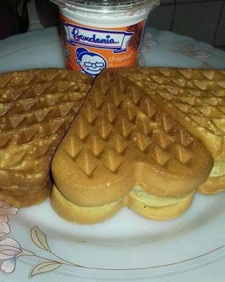 waffle kaya
