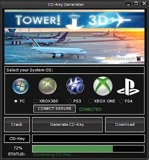 Tower 3D Key Generator (Free CD Key)