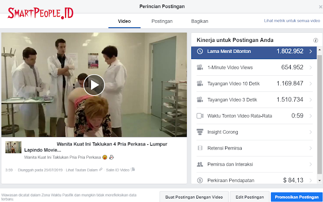 auto view video facebook