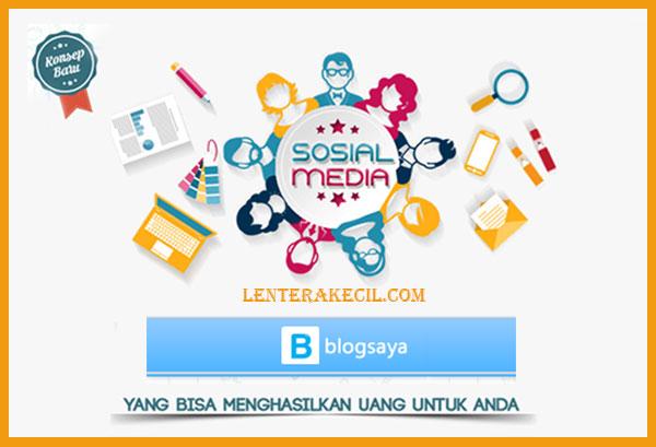 Blogsaya.com Cara Baru menghasilkan Uang Lewat Blog