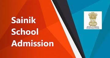 Sainik School Admission 2022 – AISSEE Online Application
