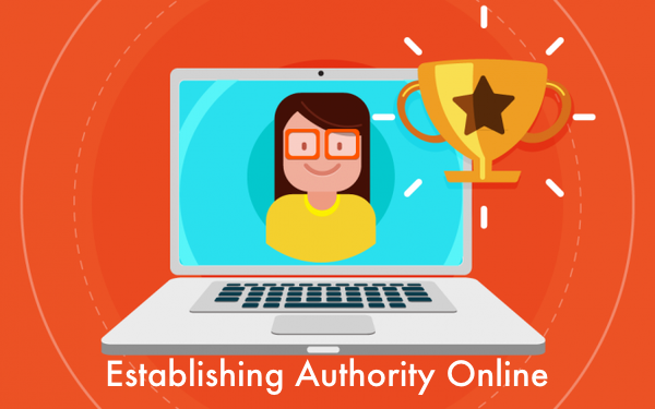 Establishing Authority Online