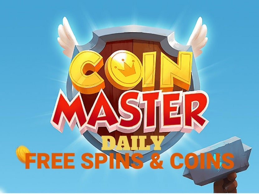 Coin Master Free Spins and Coin Master Free Coins Daily