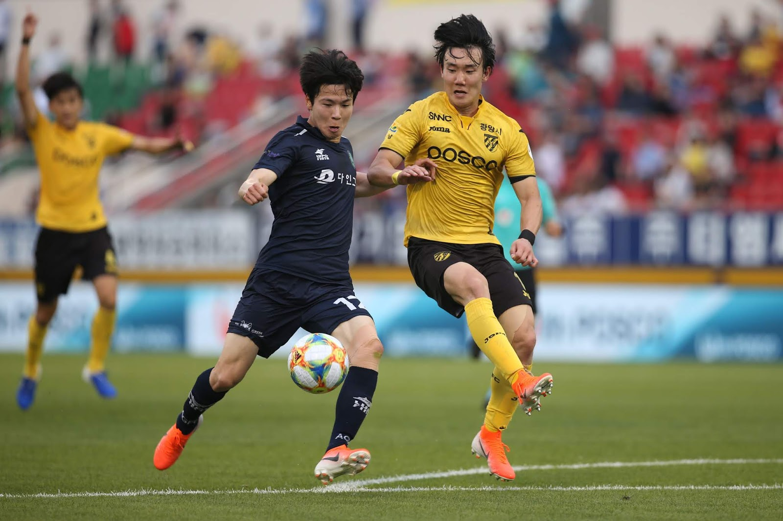 Preview: Jeonnam Dragons vs Ansan Greeners K League 2 Round 36