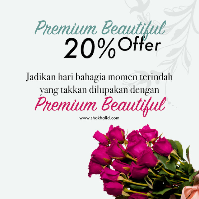 Premium Beautiful Offer Pengantin