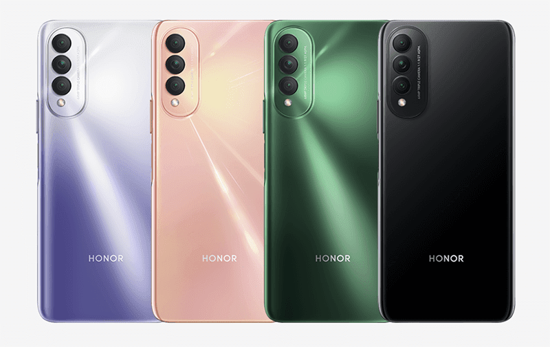 China price with direct to PHP conversion  HONOR launches X20 SE with Dimensity 700 5G SoC, 64MP main cam